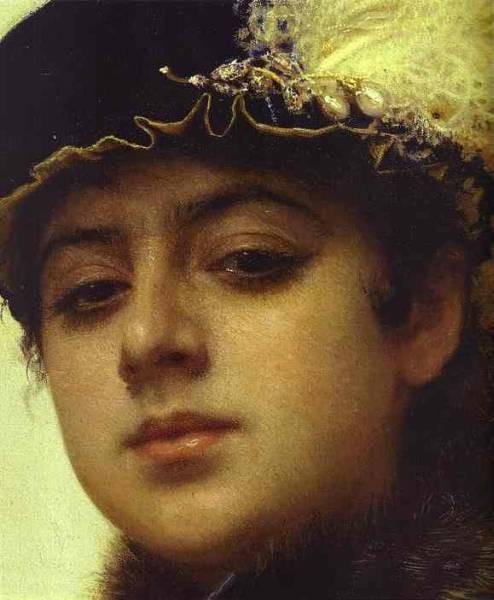 Portrait of a Woman dt